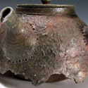 photo of pottery tea set