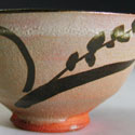 photo of karatsu sake cup
