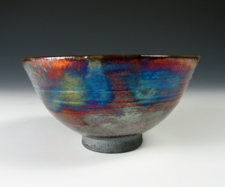 Ceramic Artist Tamaya Kōsei Specializing In Copper