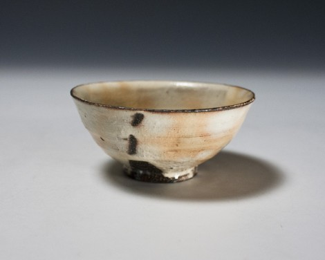 Kohiki Saké Cup by Wada Tōzan: click to enlarge