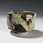 Haiyū Tetsusai Tea Ceremony Bowl by Ikai Yūichi