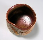 Yōhen-kin Fuji Tea Ceremony Bowl by Suzuki Tomio