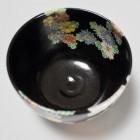 Kiku Tea Ceremony Bowl by Kotoura Kiln